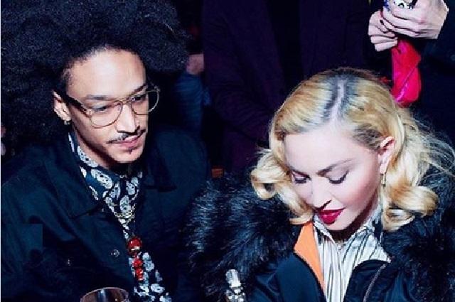 Madonna envía amorosa felicitación de cumpleaños a su joven novio
