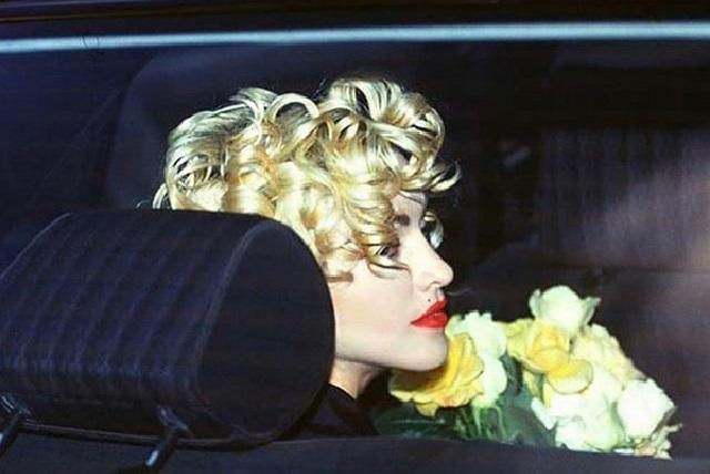 Foto / Instagram / Madonna