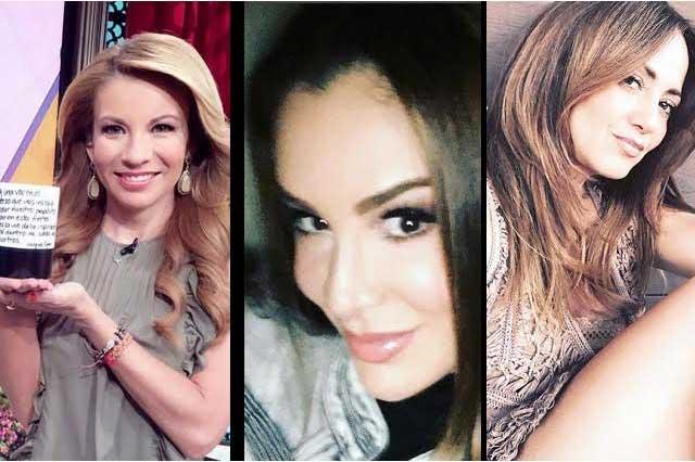 Ingrid, Ninel y Andrea: mamás inmersas en polémicas y memes