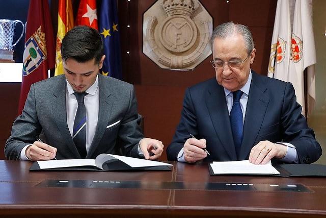 Real Madrid firma a Brahim Díaz como su primer refuerzo del año