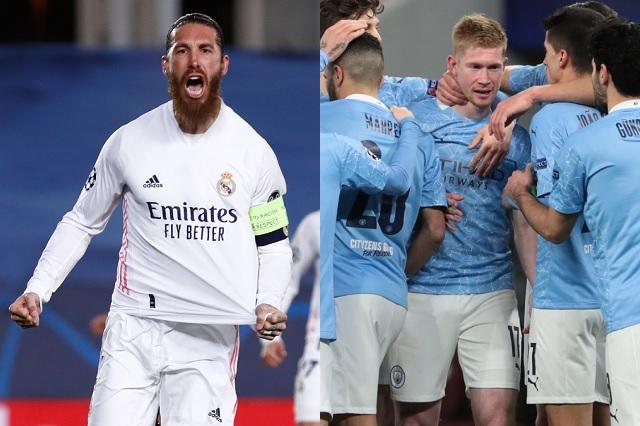 Real Madrid y Manchester City avanzan sin problemas en Champions