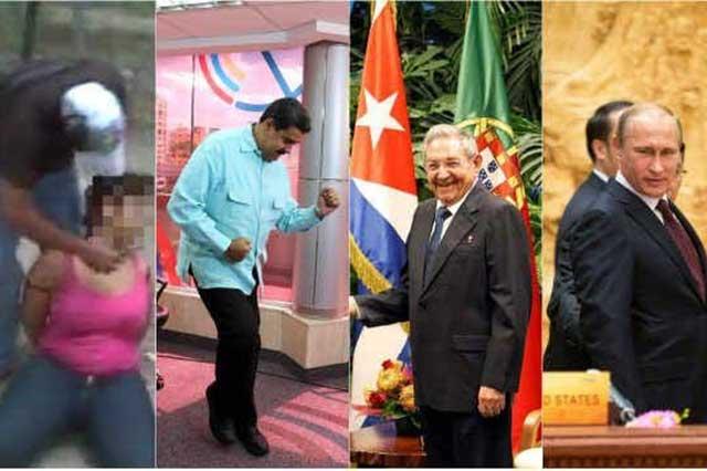 Califica Reporteros sin Fronteras de depredadores a Los Zetas, a Putin y a Maduro