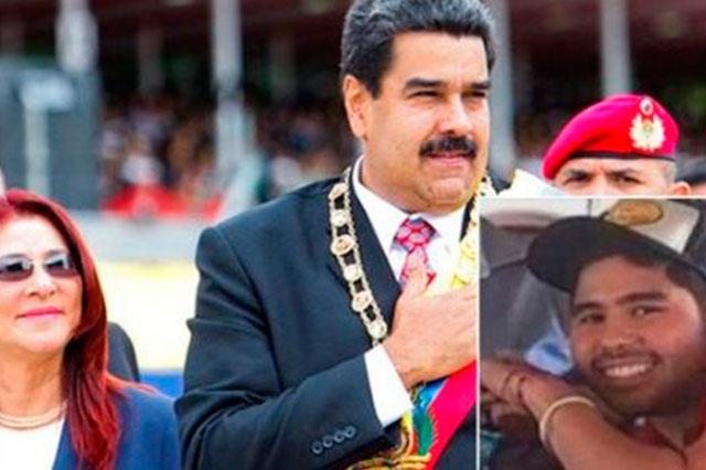 Capturan a 2 familiares de Nicolás Maduro por traficar 800 kilos de coca