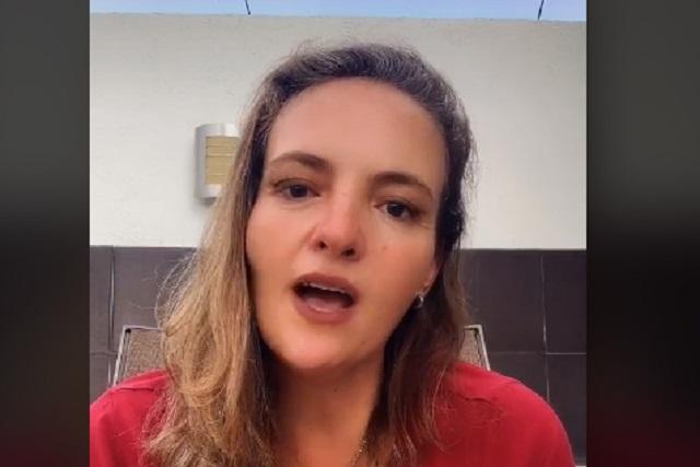 Despiden a maestra por parodiar a Paulina Rubio y subir video a Tik Tok