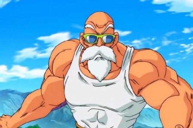 FOTO VIRAL Fanático de Dragon Ball se vuelve el Maestro Roshi