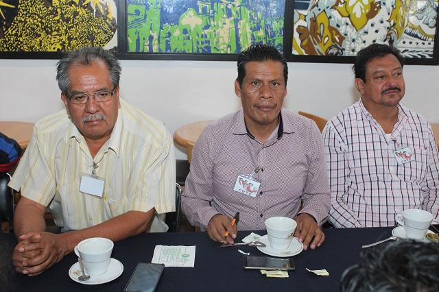 En riesgo, antigüedad de 13 mil docentes en Puebla: CNTE
