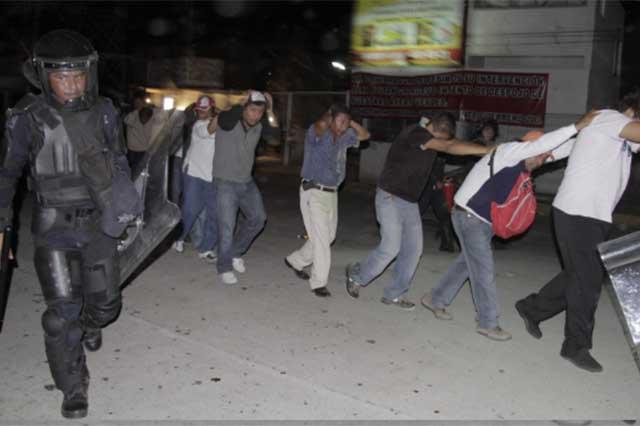 Alista Michoacán 28 órdenes de aprehensión contra maestros