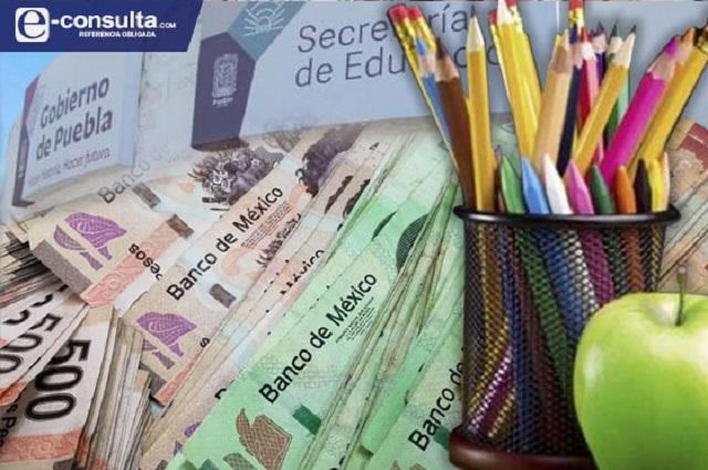 ¿Quiénes son los maestros mejor pagados de la SEP Puebla?