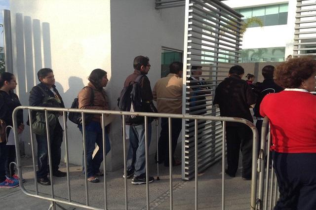 A partir de mayo van a evaluación 5 mil maestros y directivos de Puebla