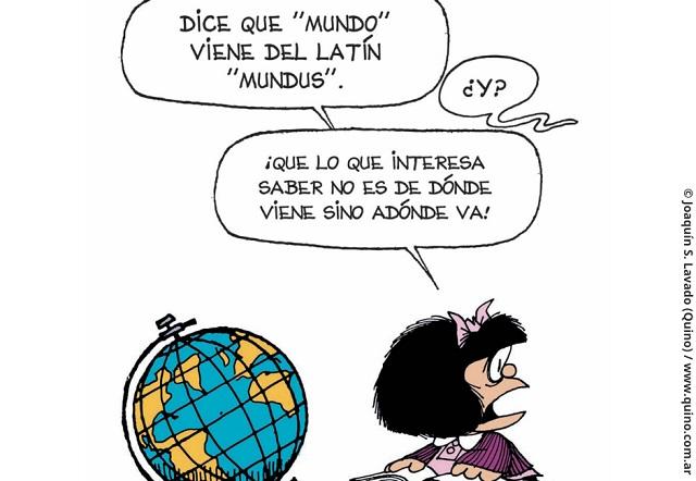 Foto / Facebook / Mafalda Oficial