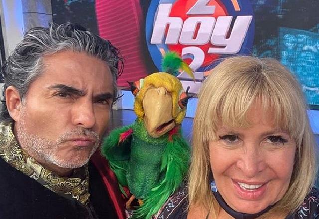 Directivos de Televisa regañan a Magda Rodríguez, dice Alex Kaffie