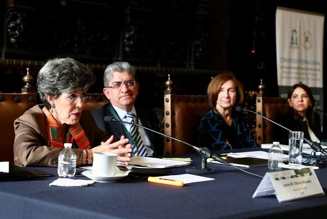 Garantizar estabilidad del país, papel del TEPJF en 2018: Malassis