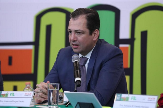 El magistrado José Luis Vargas sí resolverá el caso de Puebla