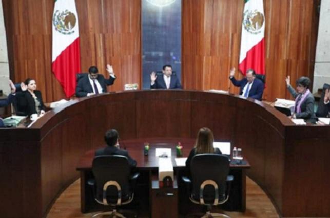 TEPJF perfila reponer procedimiento de candidatura de Barbosa Huerta