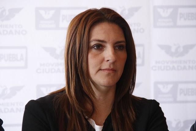 Que no me quiten de una posible candidatura, dice Maiella Gómez