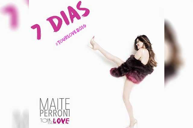Maite Perroni da detalles de su nuevo videoclip