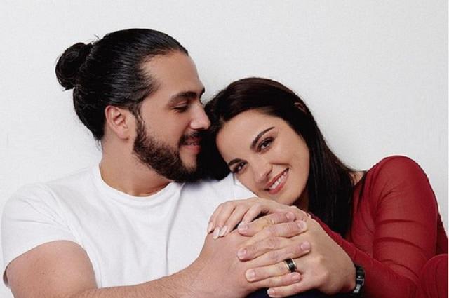 Maite Perroni y el productor Andrés Tovar confirman su noviazgo
