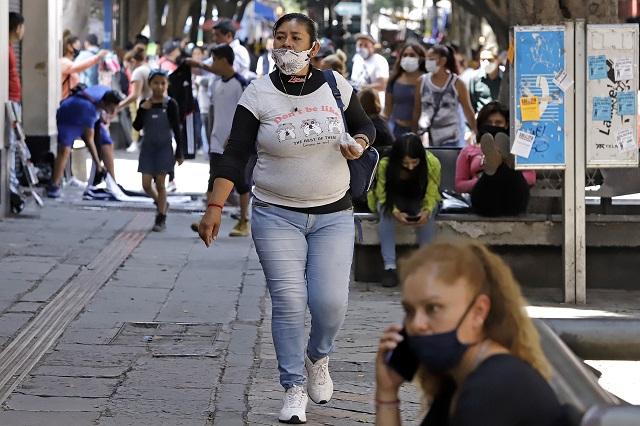 Suma Puebla tres días con nuevo record de sospechosos de contagio