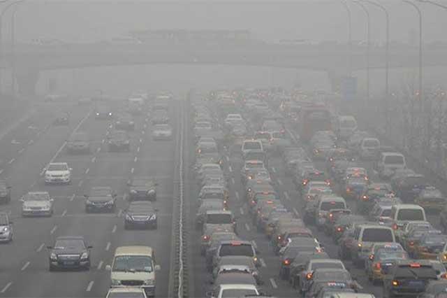 Amanecen 4 municipios conurbados con mala calidad del aire