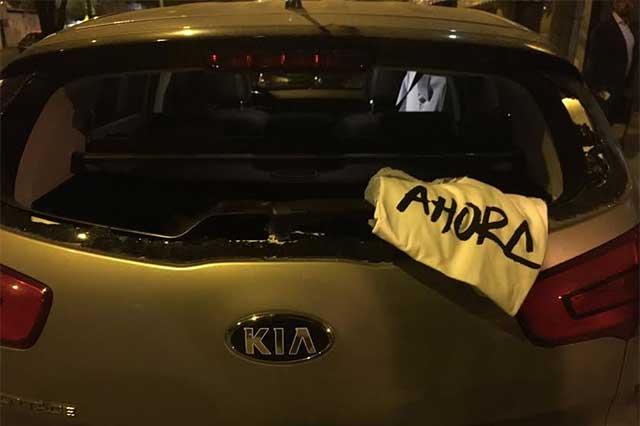 Emilio Álvarez Icaza denuncia robo de maletas en Guanajuato