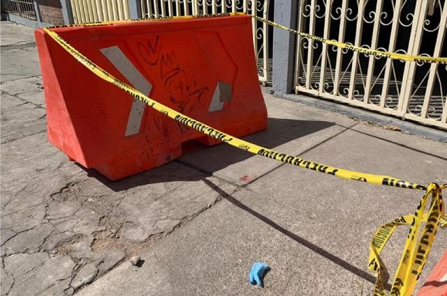 Otro cadáver de menor aparece en maleta en el centro de la CDMX