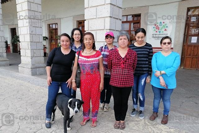Investigan casos de maltrato animal en Zacapoaxtla
