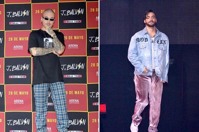 Lo que opinan Maluma y J Balvin tras éxito de Despacito en los Latin Billboard