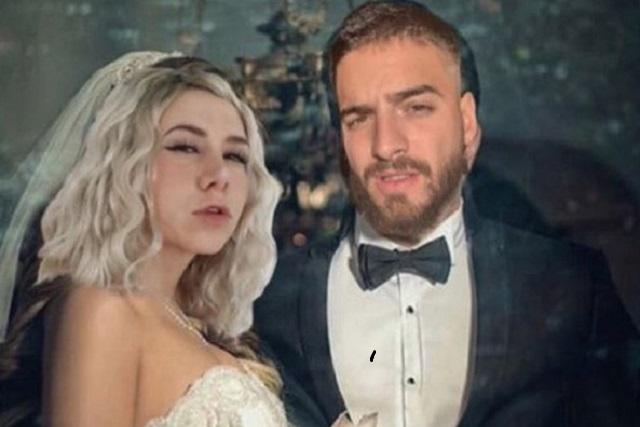 "Youtuber se casa con ""Maluma"" en la Feria de Chapultepec"