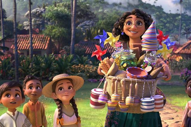 Maluma dará voz a un personaje de la película Encanto, de Disney