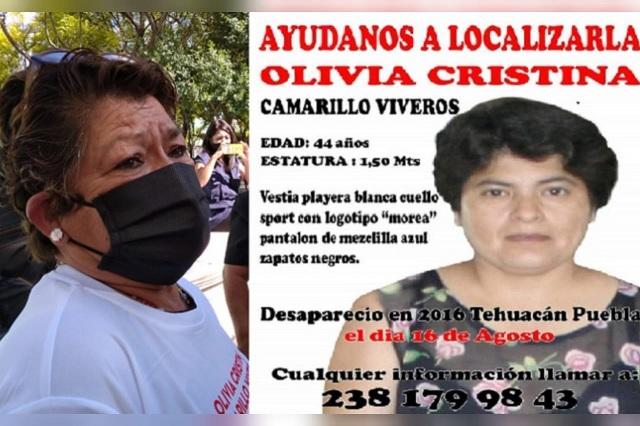 Desde hace 4 años, madres buscan a hijas desaparecidas en Tehuacán