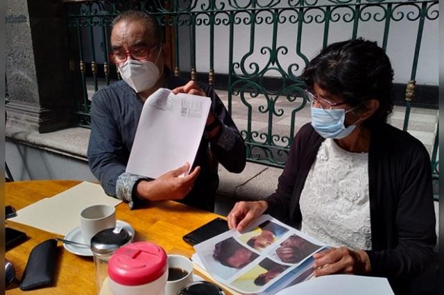 Acusan a policías de Tehuacán de sembrar latas de alcohol en accidente