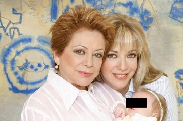 Mamá de Edith González aún no cree que su hija haya muerto