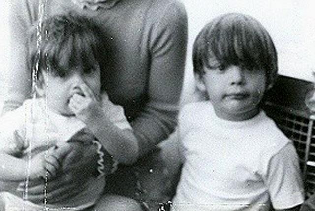 Así se veía mamá de Luis Miguel cuando él era pequeño y su hermano bebé