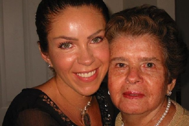 Murió la mamá de Rocío Sánchez Azuara y con este mensaje la despide
