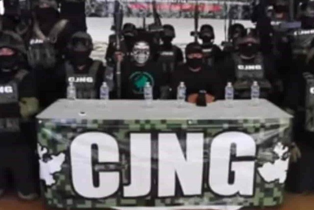 Consolida presencia CJNG en estados del centro de México
