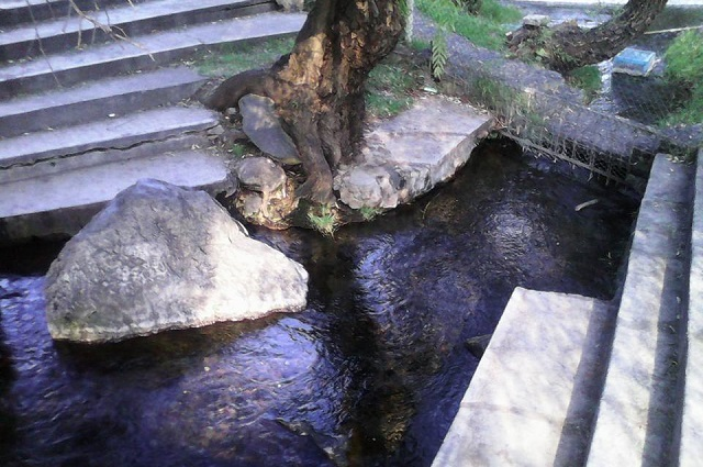 Manantial de Axocopan brinda agua a 12 mil atlixquense