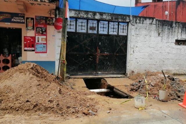 Se restablecen los manantiales en Zacapoaxtla por lluvias