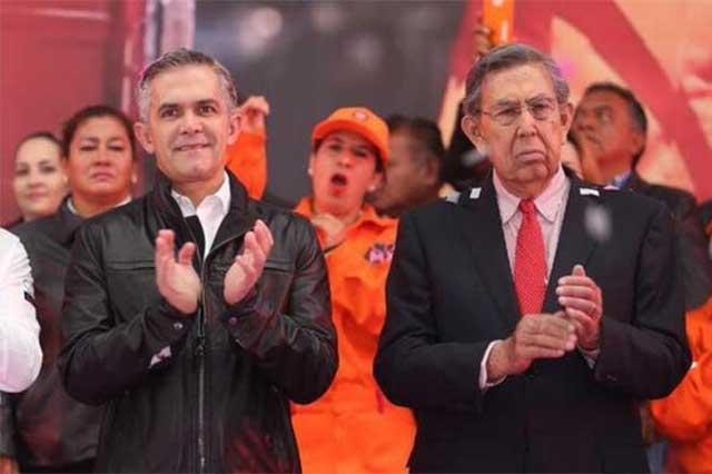 No me veo como candidato en 2018: Cárdenas