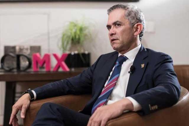 Mancera califica de marginal el aumento de 13% al presupuesto CDMX