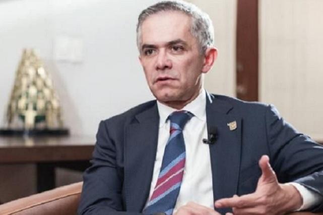 Mancera afirma que aún no está definido quién ganará la presidencia