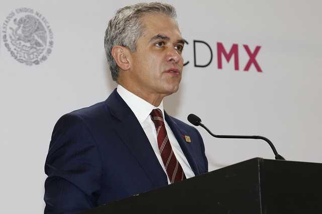 Si el proceso es transparente, Mancera buscará la candidatura del Frente