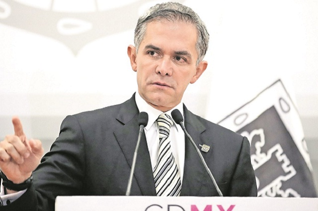 A Mancera le llama la atención que tenga audio el video de Ricardo Anaya