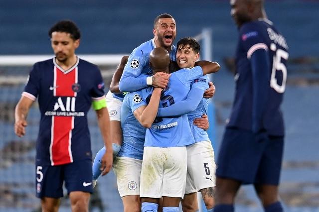 Manchester City jugará la primera final de Champions de su historia