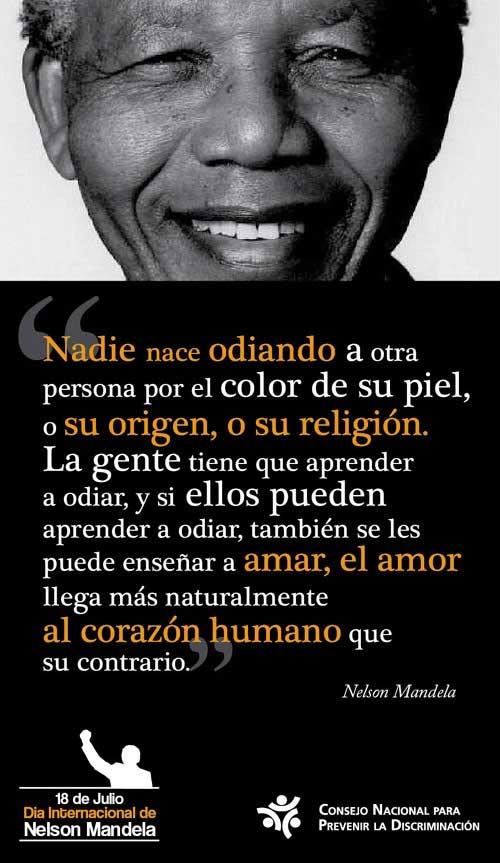 Cumple 95 Años Nelson Mandela Y En Twitter Rememoran Sus