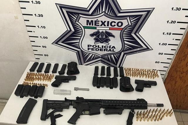 Detienen a mando policiaco ligado a robo y violaciones en Puebla