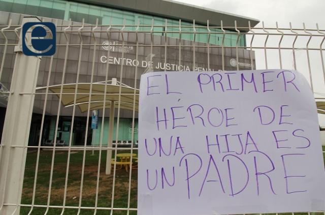 Liberan a Óscar; mató a su yerno para defender a su hija