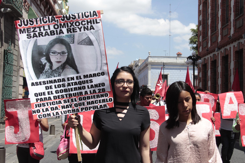 Compara la UPVA represión de los 90 con la del morenovallismo
