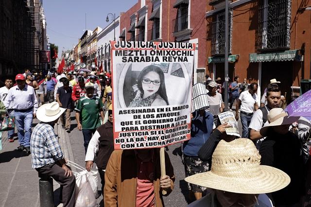 Opositores al morenovallismo piden a Barbosa resolver demandas