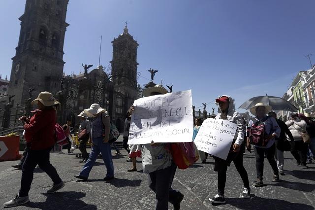 Conmemoran centenario de la muerte de Zapata con diversas demandas
