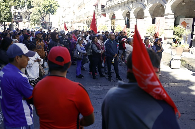 Teme Antorcha perder recursos y amenaza con manifestaciones